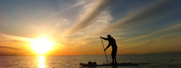 Vancouver to Victoria 150km SUP Expedition